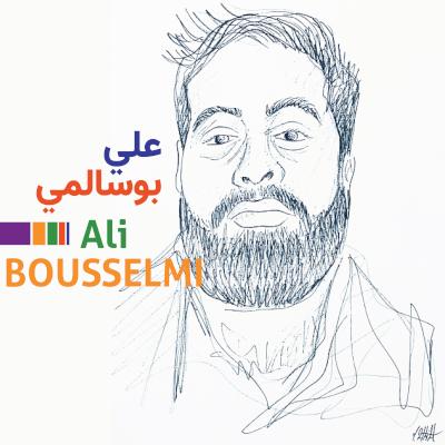 Portrait d'Ali Bousselmi